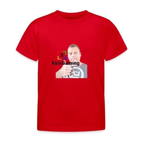 xsivgaming face - Kids' T-Shirt