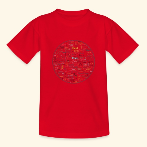 Ich bin - Kinder T-Shirt