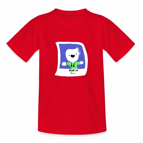 Zypro The Memorable Student - Kids' T-Shirt