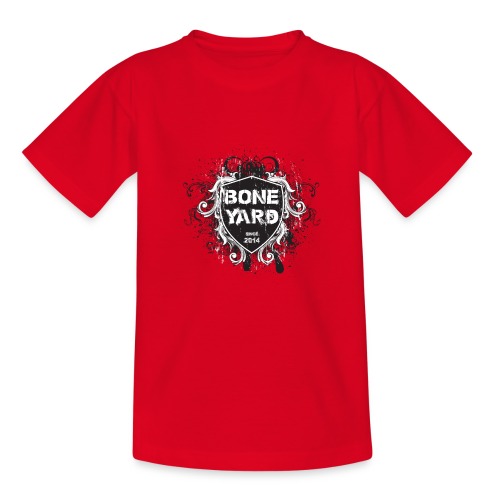 BoneYard Shield - Kinderen T-shirt
