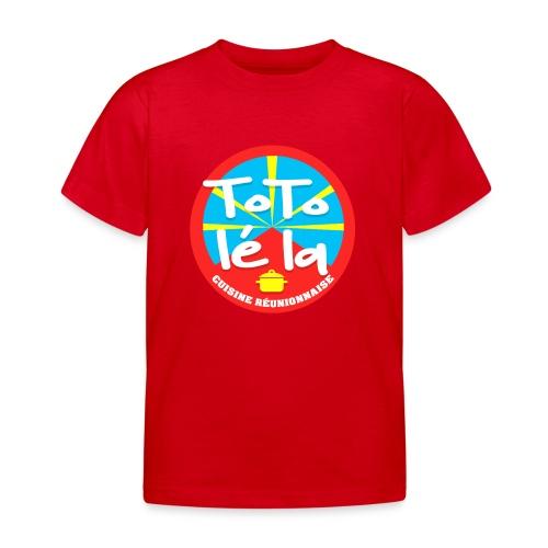 Collection Toto Lé La 974 - T-shirt Enfant