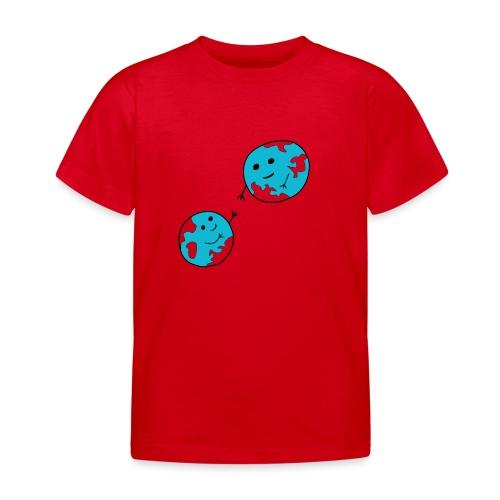 earth - Kinder T-Shirt