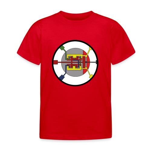 JackJohannes Hemp's Oscillator - Kinderen T-shirt