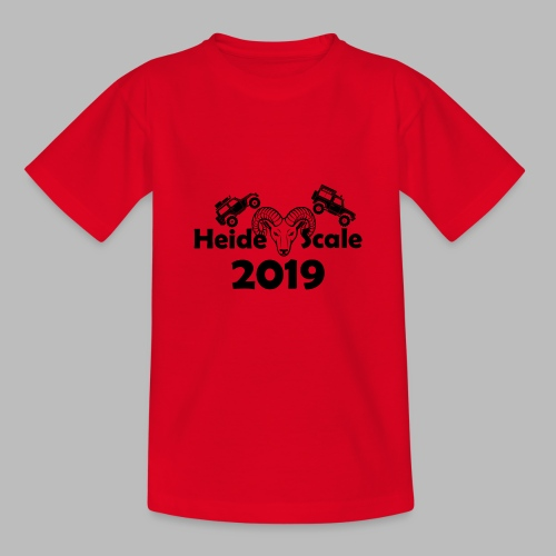 HeideScale 2019 - Kinder T-Shirt