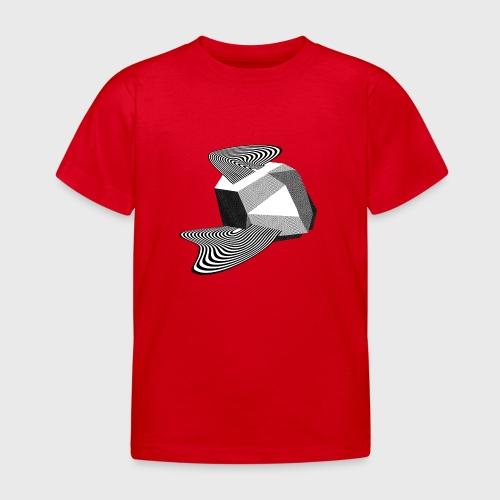 Sharp Curves - T-shirt Enfant