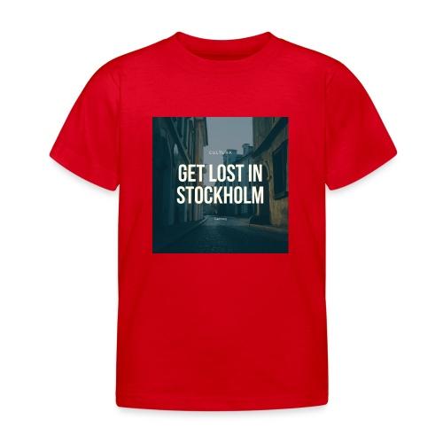Stochholm - Camiseta niño