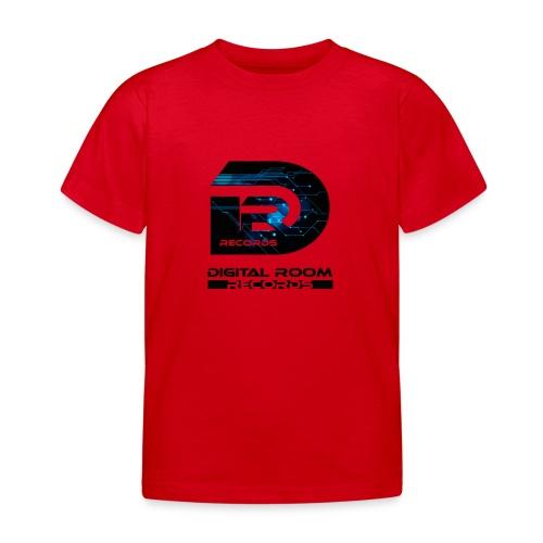 Digital Room Records Official Logo effect - Kids' T-Shirt