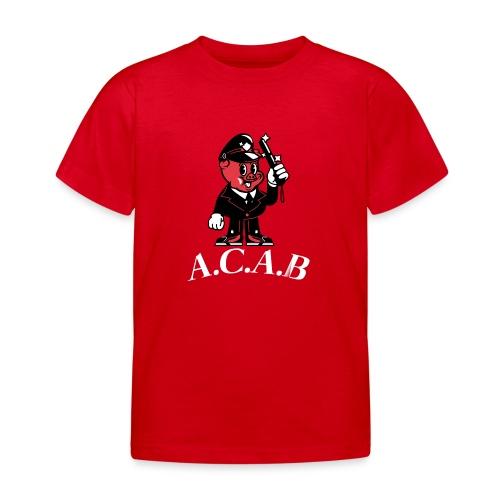 A.C.A.B - T-shirt Enfant