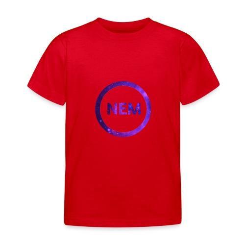 NEM OWNER - Lasten t-paita
