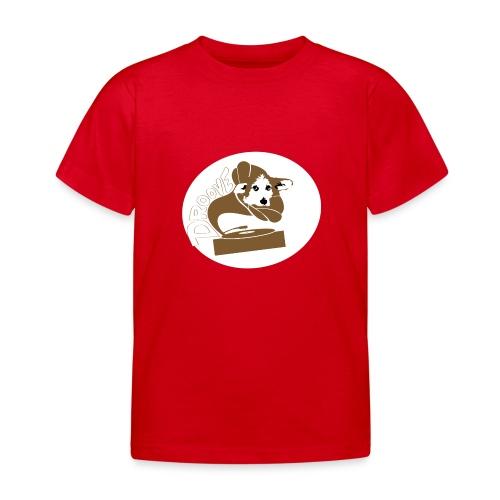 Droove logo - Kinderen T-shirt