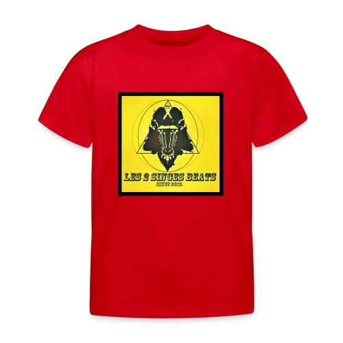 LES 2 SINGES BEATS - T-shirt Enfant