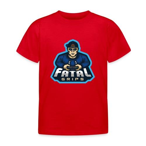 Fatal Grips Merch - T-shirt barn