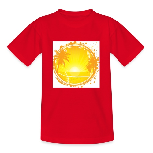 Sunburn - Kids' T-Shirt
