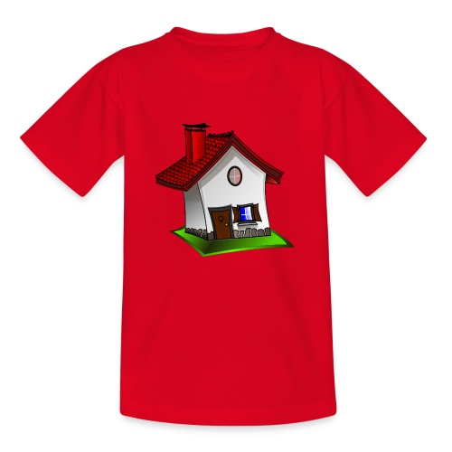 Haus - Kinder T-Shirt