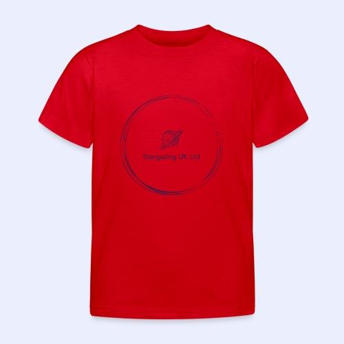 Stargazing UK - Kids' T-Shirt