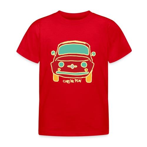 Voiture ancienne mythique - T-shirt Enfant