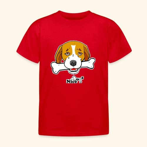 Nice Dogs Semolino - Maglietta per bambini