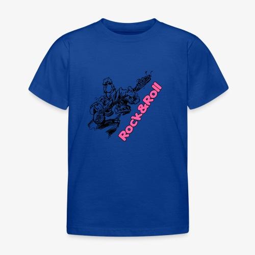 Rock 001 - Camiseta niño