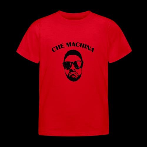 CHE MACHINA - Maglietta per bambini