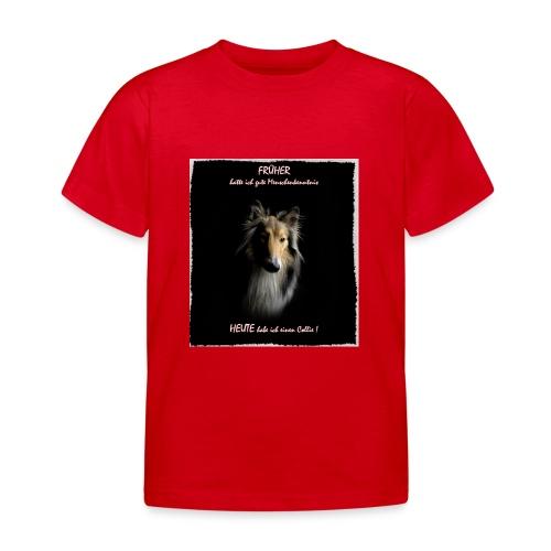 mein Collie - Kinder T-Shirt