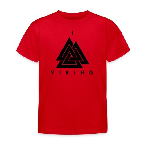 I lov Viking - T-shirt Enfant