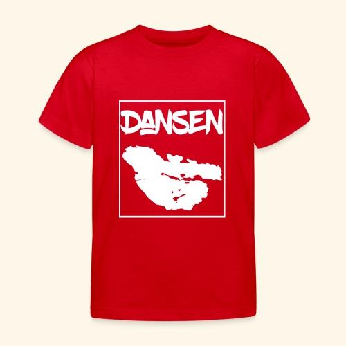 DansenKartaVit - T-shirt barn