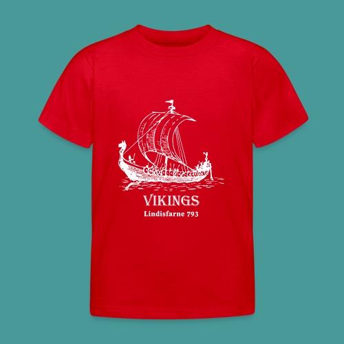 vikings Lindisfarne 793 - T-shirt barn