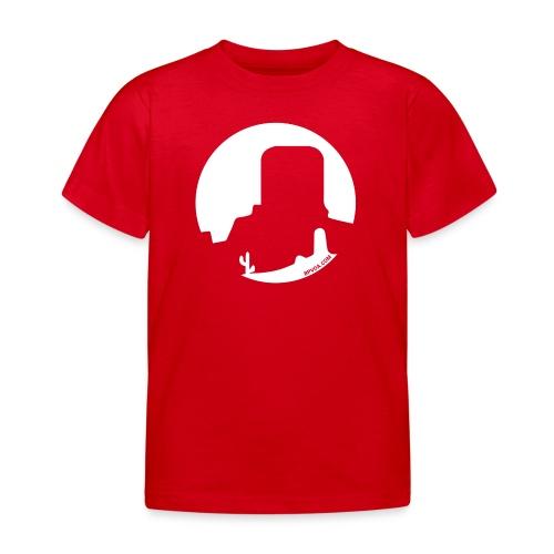 Logo French Wester blanc - T-shirt Enfant