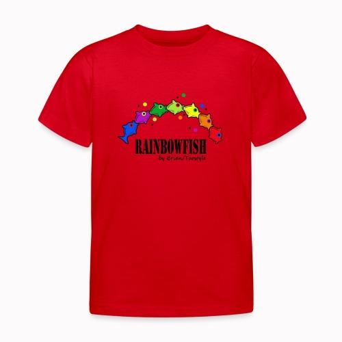 rainbowfish - Maglietta per bambini
