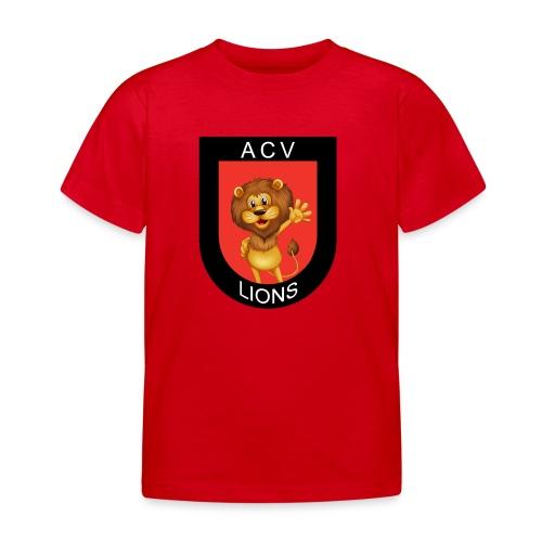 Lions logo - Kinder T-Shirt