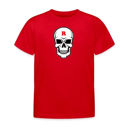 R-Skalle - T-shirt barn