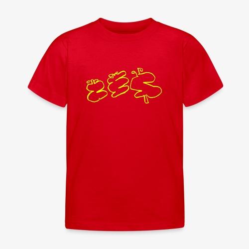 schmetterlinge - Kids' T-Shirt