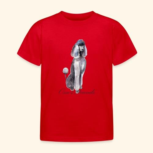 MISS POODLE - Maglietta per bambini