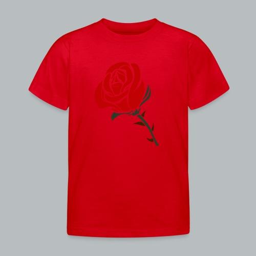 Ros - T-shirt barn
