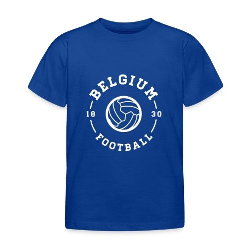 Belgium football - Belgique - Belgie - T-shirt Enfant