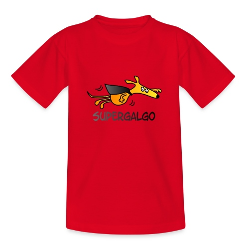 Supergalgo - Kinder T-Shirt