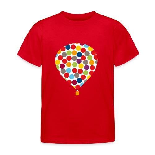 InklusionsBallon - Kinder T-Shirt
