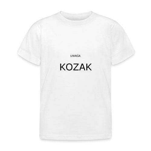 KOZAK - Koszulka dziecięca