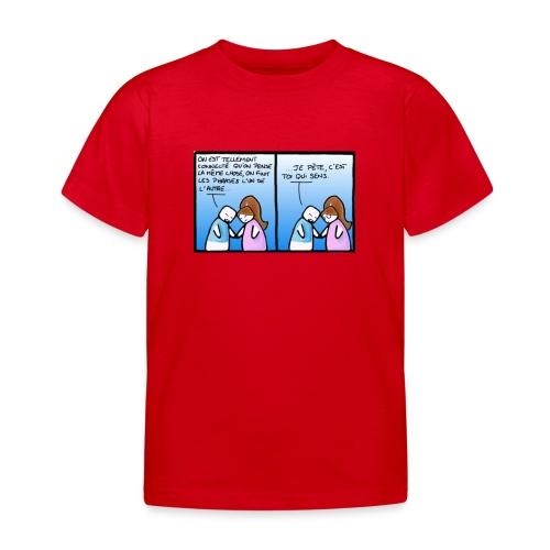 partage - T-shirt Enfant
