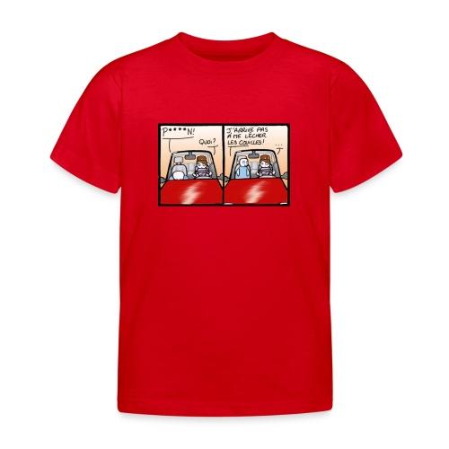 comme le chat - T-shirt Enfant