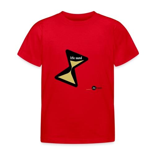Sanduhr - Kinder T-Shirt