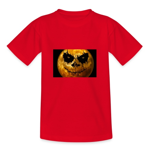 Halloween Mond Shadow Gamer Limited Edition - Kinder T-Shirt