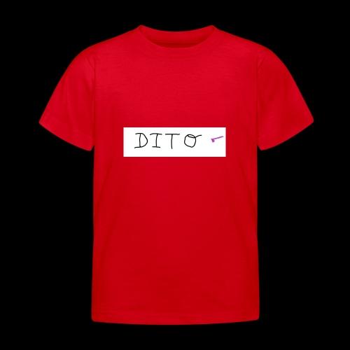 dito - Camiseta niño