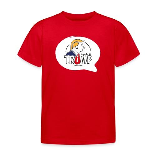 Le perle di Trump Fumetto - Maglietta per bambini