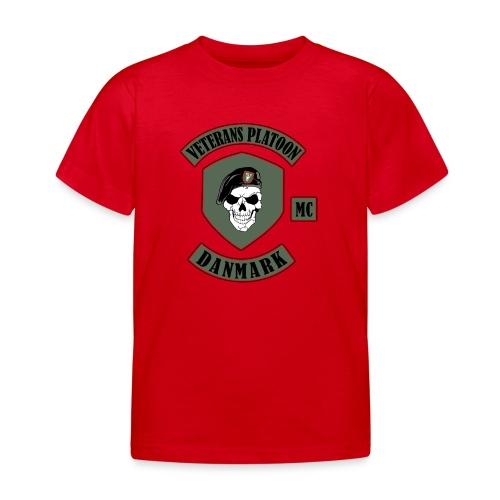 Veterans Platoon - Børne-T-shirt