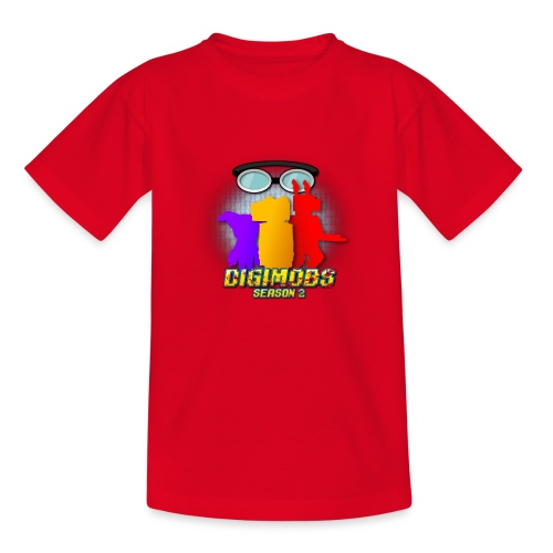 Digimobs Season 2 - Kids' T-Shirt