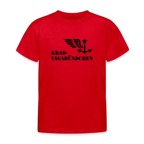 Krad-Vagabündchen V2 - Kinder T-Shirt