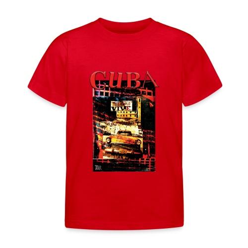 cuba 03 - T-shirt Enfant