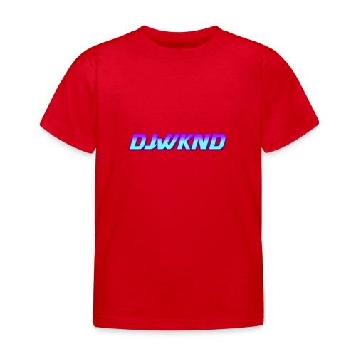 djwknd - Lasten t-paita