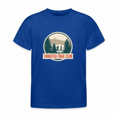 TawastiaTrailClub - Lasten t-paita